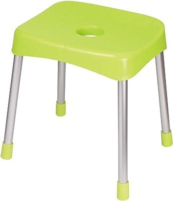 パール金属 風呂 椅子 ワイド 高さ 40cm グリーン バス スツール スタイルピュア 日本製 HB-1257