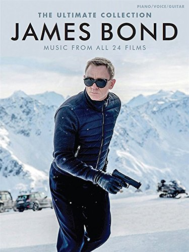 James Bond: The Ultimate Collection (PVG): Songbook für Klavier, Gesang, Gitarre (Piano Voice Guitar)