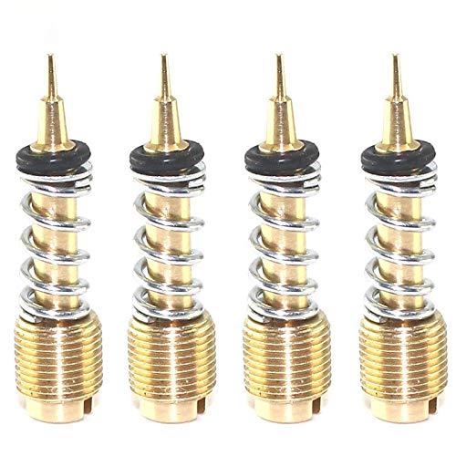 Bomba de plomero de imprimación de combustible, Ajuste de la relación de combustible del carburador para FJ1100 FZ600 FJ1200 FZ750 FZR1000 FZR400 FZR750 FJ 1100 1200 FZ FZR 600 750 1000 400 Fácil de i