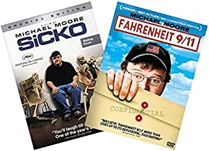 Michael Moore Documentary DVD Collection: Sicko / Farenheit 9/11