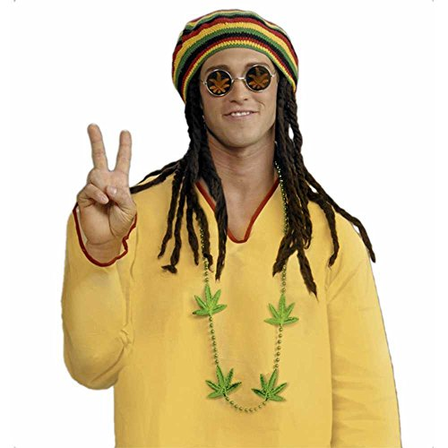 Forum Novelties Rasta Mon Costume Kit