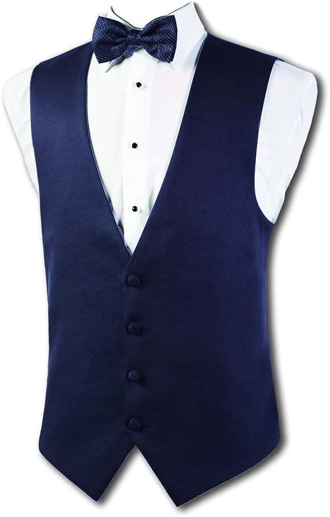 Cardi Giorgio 4-Piece Tuxedo Vest Set