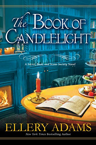The Book of Candlelight (A Secret, Book and Scone Society Novel)