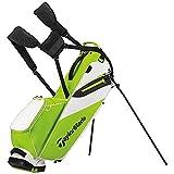 TaylorMade FlexTech Lite Golf Bag Green/White