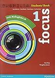 Focus Spain 1. Students' Book & MyEnglishLab Pack