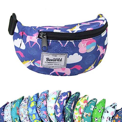 Rawstyle Bauchtasche, Hüfttasche für Kinder, vestellbarer Hüftgurt, (Modell 8) XX