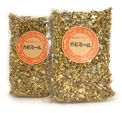 カモミールティー 120g×2個セット【カモミール ジャーマン100% Chamomile tea 】健康茶ギャラリー