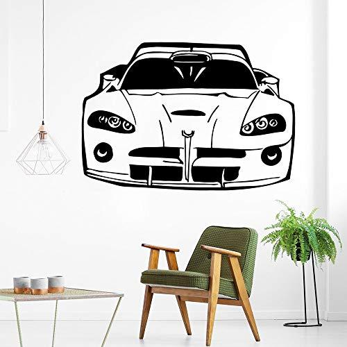 Tianpengyuanshuai Sport auto muur sticker huisdecoratie sticker creatieve sticker voor babykamer