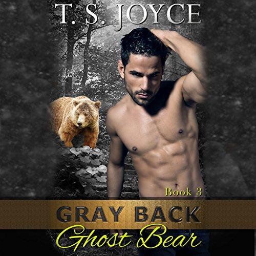 Gray Back Ghost Bear audiobook cover art