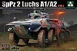TAKOM TAK2017 - 1/35 SP Panzer 2 Luchs A1/A2 -
