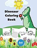Dinosaur Coloring Book: Copyright reserved and share with Amazon: Bell