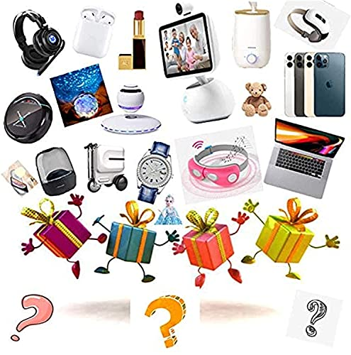 ZT Caja de Misterio - ¡Es un Buen Regalo!Se Puede Abrir: los últimos teléfonos móviles, Drones, Relojes Inteligentes, Todo es Posible
