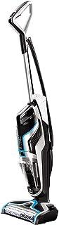 Bissell CrossWave Pet Pro Aspirador y Limpiador Multifuncional para Suelos Duros y alfombras, 560 W, 1.44 litros, 76 Decibelios, pl?stico, Titanium y Bosonova Azul