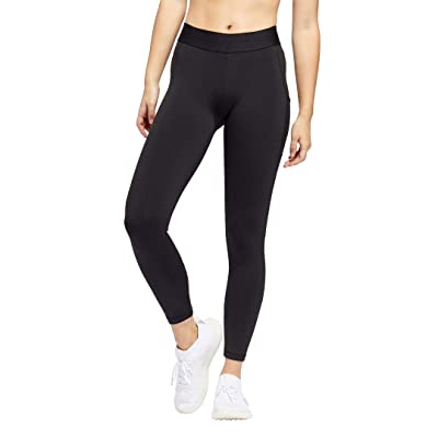 adidas Alphaskin Sport 7/8 Tights (Black/White) Women