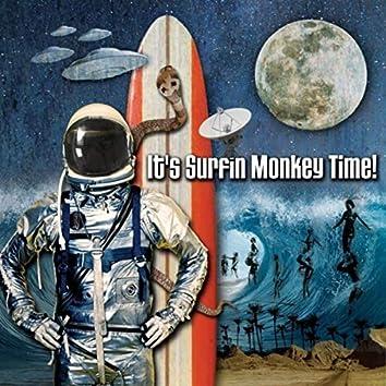 It's Surfin' Monkey Time!