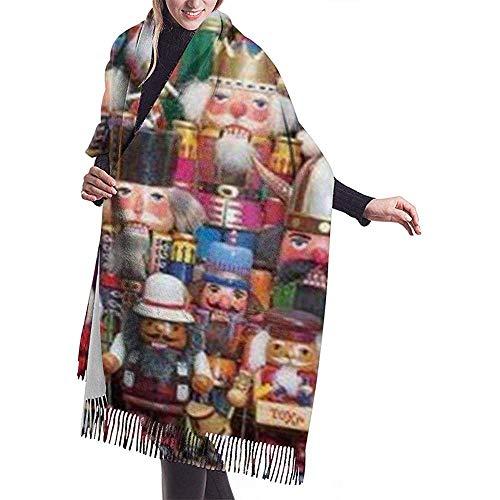 Laglacefond notenkraker collectie vrouwen sjaal-sjaal-winter-verpakking-kop-sjaaltjes