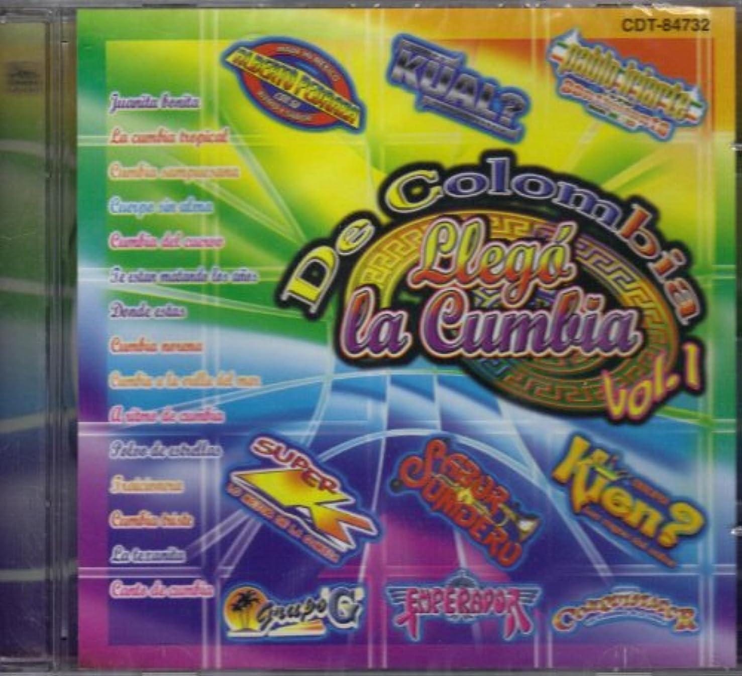 De Colombia Llego La Cumbia Vol.1