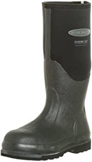 Muck Boots Chore Classic Tall Steel Toe Men`s Rubber Work Boot