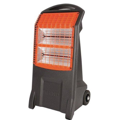 Calefactor industrial rayos infrarrojos TQ3