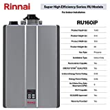 Photo #4: Rinnai RU160iP Tankless Water Heater Propane 9 GPM