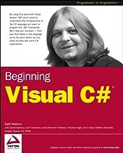 Beginning Visual C#