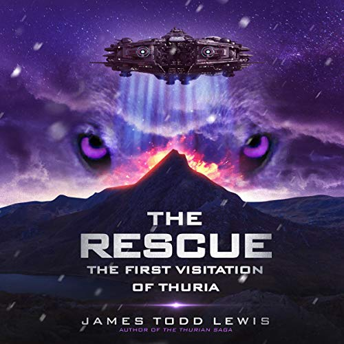 The Rescue: The First Visitation of Thuria cover art