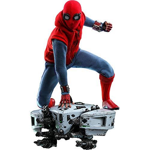 Hot Toys 1:6 Spider-Man versión de Traje casero