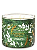 Bath & Body Works Mahogany Balsam Scented 3-Wick Candle