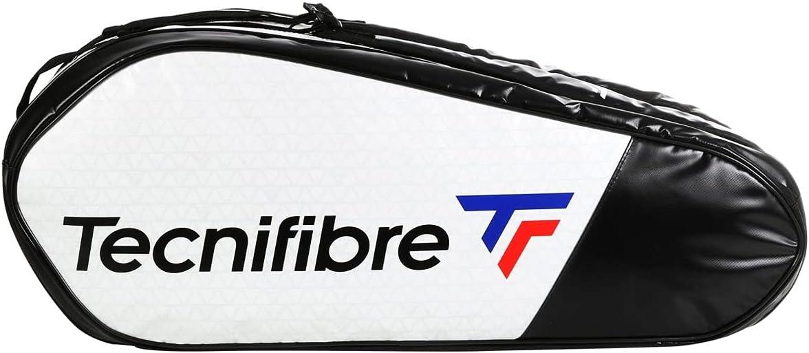 Tecnifibre Tour RS Endurance 6R Raquetero Negro - Blanco
