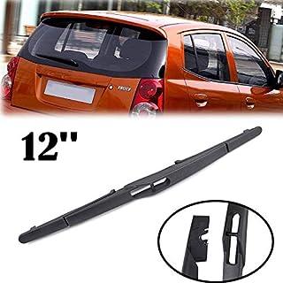 Xukey - Limpiaparabrisas trasero para Astra H 5DR Corsa E Hatchback Picanto MK1 9-3