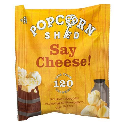 PREMIO GUSTO VINCENTE - Vincitore del 2018 Great Taste Award per il nostro Say Cheese! Popcorn. Selezionato con cura da un gruppo di esperti per il suo gusto ricco e cremoso. QUALITÀ PREMIUM - Realizzato a mano nel Regno Unito con ingredienti natural...