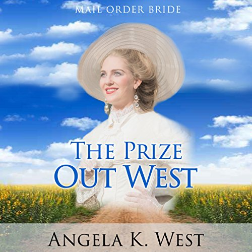 Mail Order Bride: The Prize out West audiobook cover art