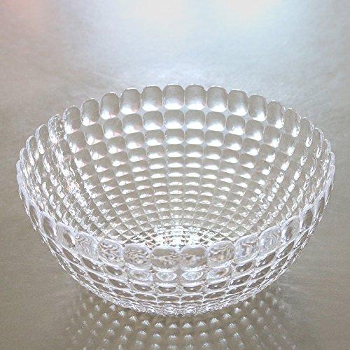guzzini Schale TIFFANY, klar transparent, D ca. 30 cm