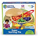 Learning Resources Super Sorting Pie Fine Motor Toy