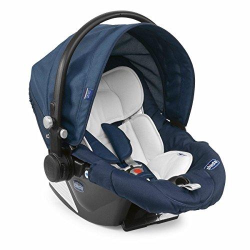 Chicco 06060658800000 Babyschale Synthesis XT-Plus, blau
