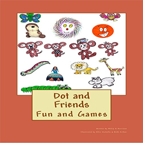 Dot and Friends audiobook cover art