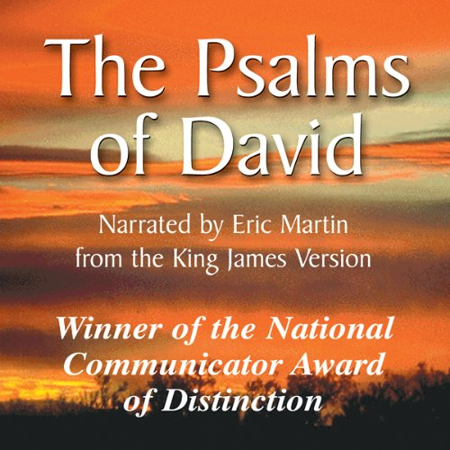 The Psalms of David audiobook cover art