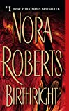 Book cover art of Birthright by Nora Roberts