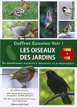 Ecoutez Voir Les Oiseaux des Jardins (1 DVD + 1 CD)