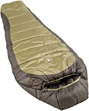 Best Coleman 0°F Mummy Sleeping Bag for Big and Tall Adults | North Rim Cold-Weather Sleeping Bag Reviews