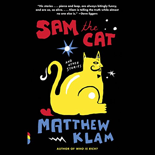 Sam the Cat and Other Stories audiobook cover art