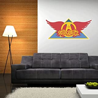Aerosmith Rock in a Hard Place Wall Graphic Decal Sticker 25