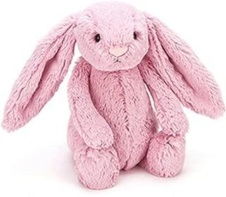 Jellycat Bashful Tulip Pink Bunny, 31cm