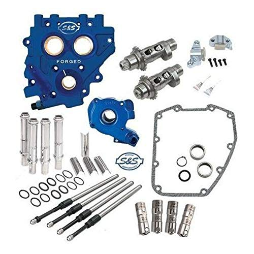 S&S Cycle 583CE Easy Start Chain Drive Cam Chest Kit 330-0545