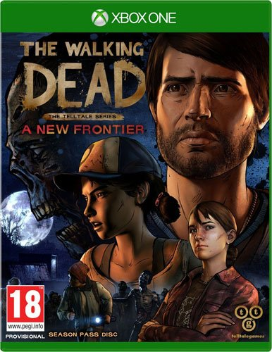 Walking Dead Season 3 XB-One AT Telltale Games NEULAND