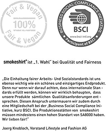 smokeshirt/® Club Sac /à Tabac Housse pour Blague /à Tabac /él/égante /à la Mode Blague /à Tabac en diff/érentes Couleurs et Motifs Toile ou Aspect Molleton brevet/ée Pochette pivotante