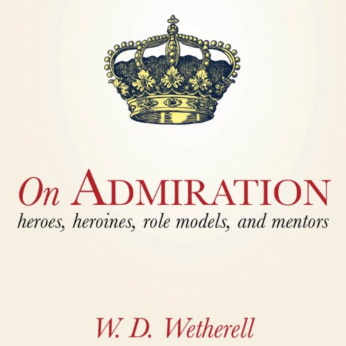 On Admiration audiobook cover art
