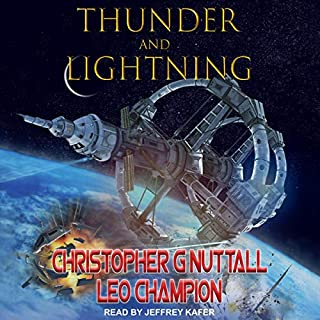 Thunder & Lightning audiobook cover art