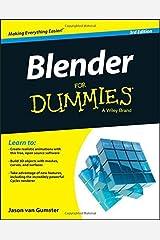 Blender For Dummies by Jason van Gumster(2015-04-27) Unknown Binding