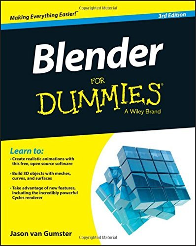 Blender For Dummies 3rd edition by van Gumster, Jason (2015) Paperback